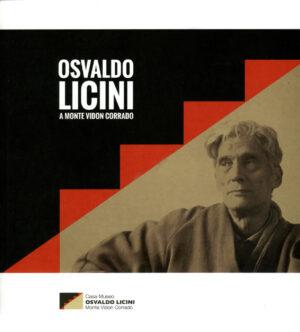 Copertina del catalogo d'arte Osvaldo Licini a Monte Vidon Corrado
