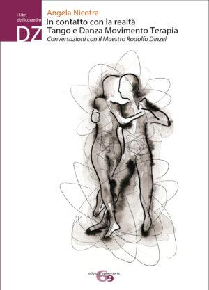 Copertina del libro In contatto con la realtà di Angela Nicotra
